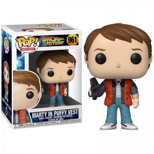 Marty in Puffy Vest Vinyl Figure 961 Funko Pop!
