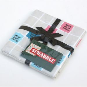 Torchon Scrabble 60 x 60 cm