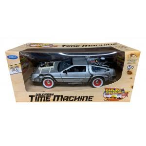 BACK TO THE FUTURE 3 – Delorean Time Machine 1:24 Scale
