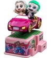 Le Joker & Harley Quinn - Figurine animée CosRider