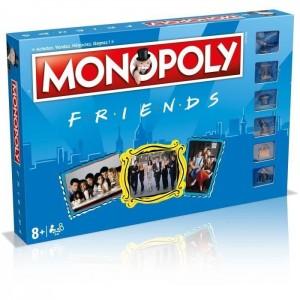 Monopoly - Friends (EN FRANÇAIS)