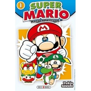Super Mario - Manga Adventures - Tome 1