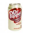 Soda Dr Pepper - Vanilla Float - 355ml - Produit Américain