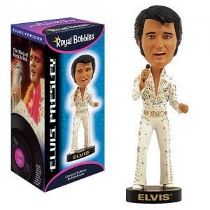 Elvis - Royal Bobbles