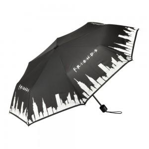 Friends - Parapluie - Noir - Change de couleur