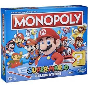 MONOPOLY - NINTENDO - SUPER MARIO CELEBRATION (EN FRANÇAIS)