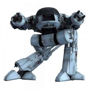 ROBOCOP - ED-209 - FIGURINE MODEROID MODEL KIT 20CM