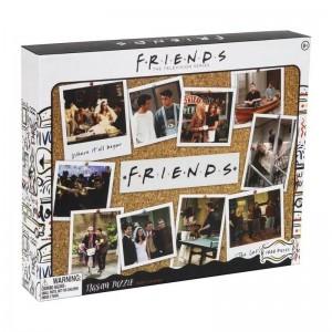 Friends - Puzzle - 1000 pièces - Seasons