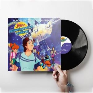 Jayce et les Conquérants de la Lumière - Télé 80 - Vinyle 33T 180g - Soundtrack - Bande Originale