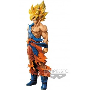DRAGON BALL Z - THE SON GOKU - FIGURINE SUPER MASTER STARS 34CM R* - Banpresto