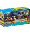 Scooby Doo - Playmobil - Salle de diner avec Sammy - 70363