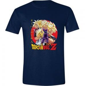 Dragon-Ball Z - Tshirt Saiyans XL
