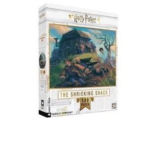 Harry Potter - Puzzle 500 pièces - The shrieking Shack