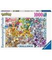 Pokemon - Puzzle Ravensburger - 1000 pièces