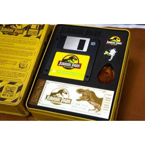 Jurassic Park - Kit de Bienvenue - Edition Ambert - Collector