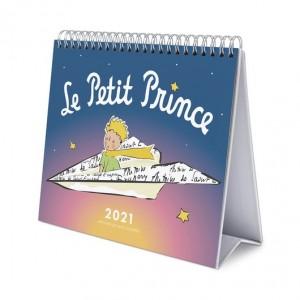 Le Petit Prince - Calendrier 2021 - 17x20 cm