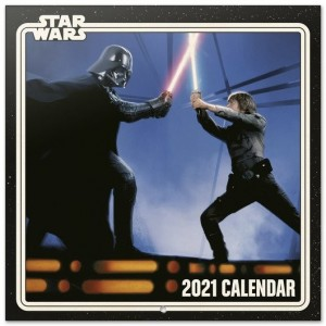 Star Wars - Calendrier 2021 - 30x30 cm
