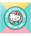Hello Kitty - Calendrier 2021 - 30x30 cm