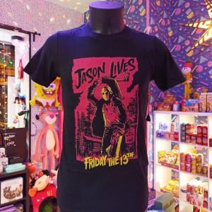 Vendredi 13 - T-shirt - Jason Lives - Taille S à XL