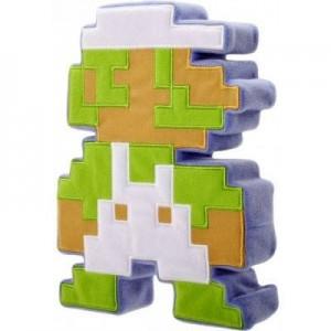 Super Mario - Peluche Mario Pixelisée