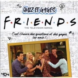 FRIENDS - Jeu de société - Quizz & Gages