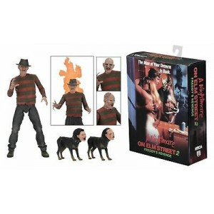 La revanche de Freddy - Figurine Ultimate - 18 CM