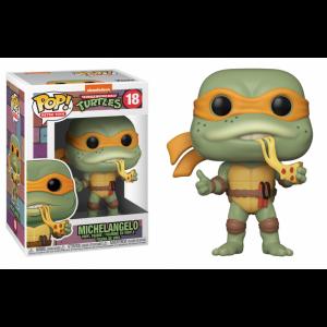 Les Tortues Ninja - TMNT - Figurine POP - Michelangelo