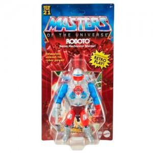 Les Maîtres de l'Univers - Figurine Roboto - 14 cm