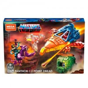 Les Maîtres de l'Univers - Panthor at Point Dread - Mega Contrux - MOTU