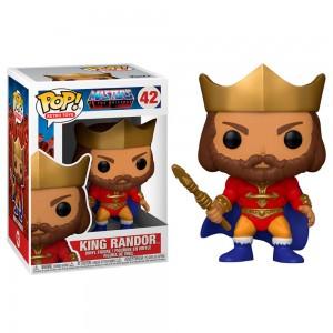 Les Maîtres de l'Univers - Figurine POP! - King Randor - N°42 - MOTU