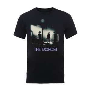 The Exorcist - T-shirt Poster - Taille M à XL