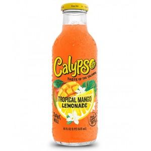Calypso - Limonade - Goût mangue tropicale - 473 ml