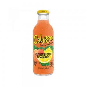 Calypso - Limonade - Goût Pêche - 473ml