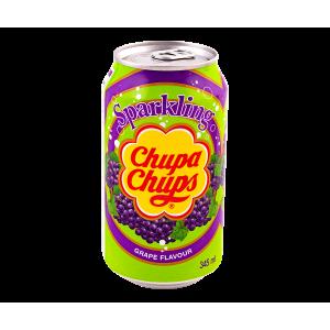 Chuppa Chups - Boisson - 345ml - Goût raisin