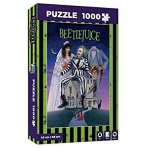 Beetle Juice - Puzzle - 1000 pièces