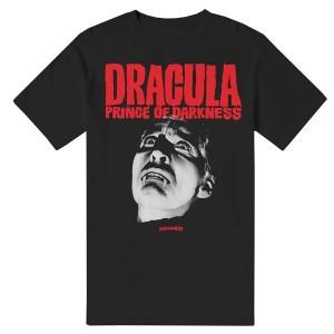 Dracula - T-Shirt - Dracula Prince Of Darkness - Hammer Horror