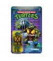 Tortues Ninja - Figurine - Leonardo - Super 7 - Reaction