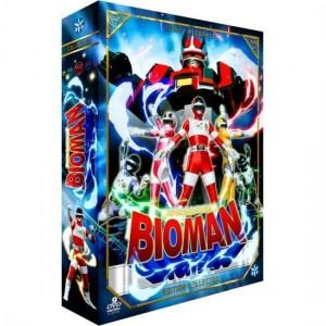 Bioman - DVD - Édition collector - 9 Disques