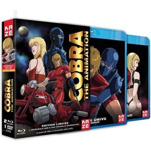 Cobra - The Animation - 2 Blu-rays - Intégrale 6 OAV