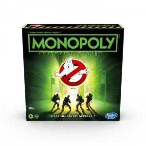 Monopoly - S.O.S. Fantômes - C'est Qui Qu'on Appelle? - Hasbro Gaming