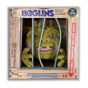 Boglins : First Edition - King Dwork - Le Retour !