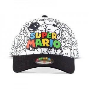 Super Mario - Villains - Casquette - Nintendo