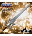 Les Maîtres de l'Univers (Masters of the Universe MOTU) Réplique 1/1 Epée Musclor (He-Man) Power Sword 102cm
