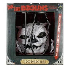 Boglins Bag O Bones - Réédition 2021 - Halloween - Tri Action Toys - Marionnette - Série 4
