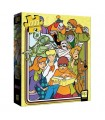 Scooby-Doo - Puzzle - Those Meddling Kids ! - 1000 pièces