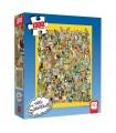 Simpsons - Puzzle - Cast of Thousands - 1000 pièces