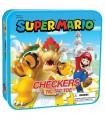 Nintendo - Super Mario - Jeu de Dames & Tic-Tac-Toe Mario vs. Bowser Collector's Game