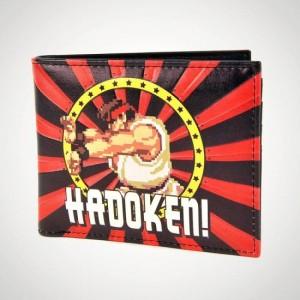 Street Fighter - Porte Monnaie - HADOKEN