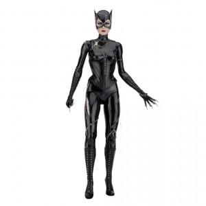 Catwoman - Figurine - DC Comics : Batman Returns -  Michelle Pfeiffer - Taille 45 cm - Échelle 1:4 - Neca