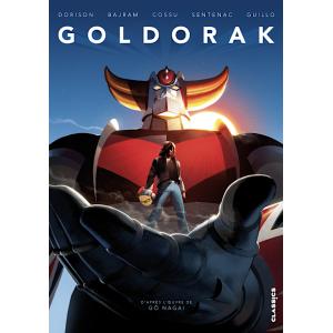 Goldorak - BD - Coffret Collector - TOME 1 - Album - Nouveau - 2021 - Manga - Comics- Retour - Go Nagai - Xavier Dorison